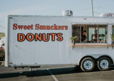Sweet Smucker's Donuts