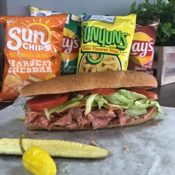 The Hoagie Shop in Jefferson City which serves hoagies and sides
