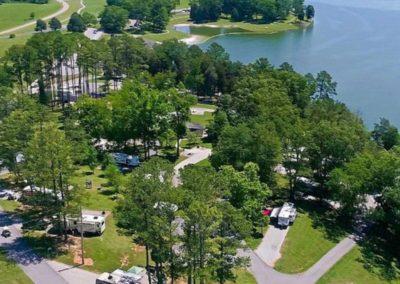 Cherokee Dam Reservation & Pavilion