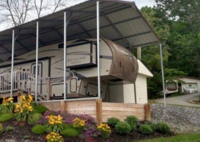 Indian Creek Dock Marina & Campground
