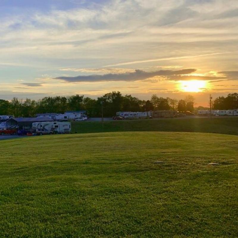 Overlook RV Park in Dandridge TN