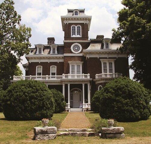 Glenmore Mansion: A True Victorian Treasure