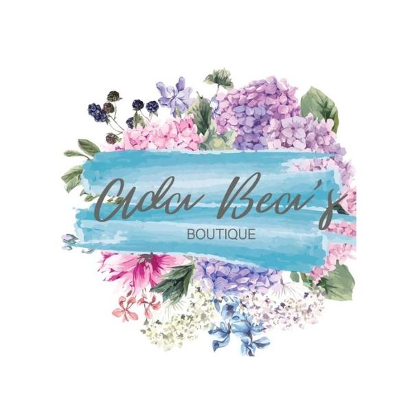 logo for ada bea's boutique in jefferson city tn