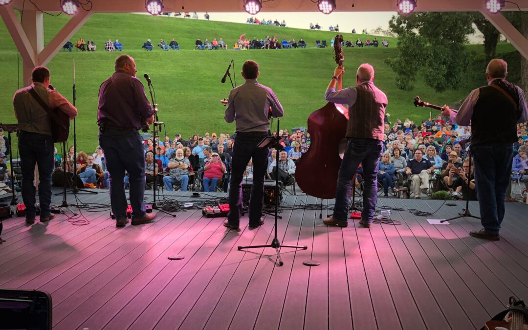 Music on the Town in Historic Downtown Dandridge