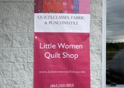Little Women Quilt Shop