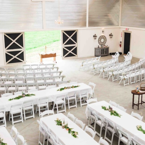 east tennessee wedding venue cedar pond farms