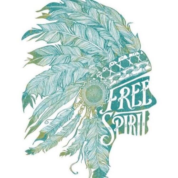 logo for free spirit boutique in talbott tennessee