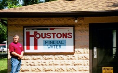 The Curious History of Houston's Mineral Water