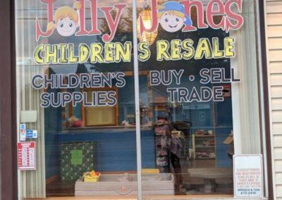 Jolly Jones Children's Resale