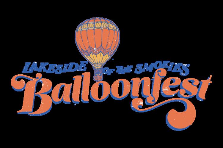 lakeside of the smokies balloon fest logo