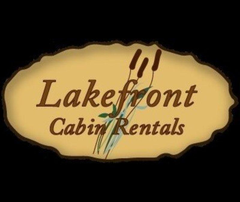 Lake Front Cabin Rentals
