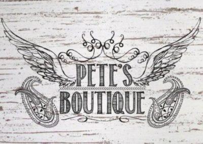 Pete's Boutique