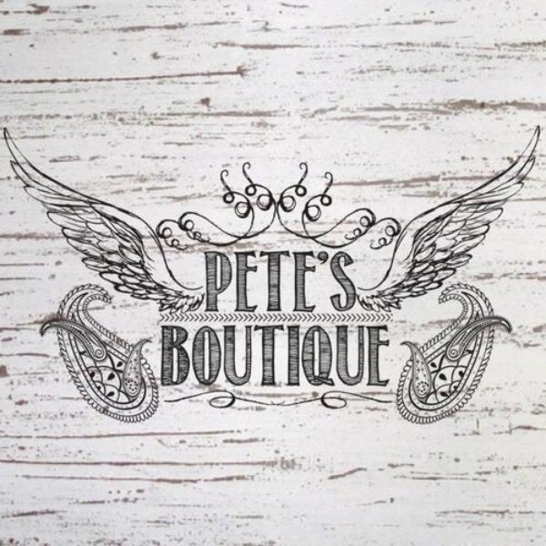 Pete's Boutique logo.