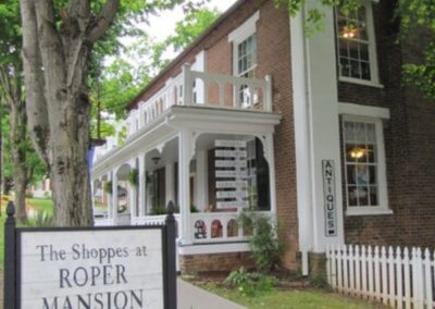 The Shoppes at Roper Mansion