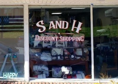 S&H Discount Shopping