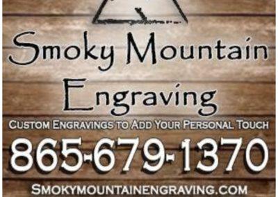 Smoky Mountain Engraving