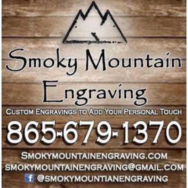 Smoky Mountain Engraving Logo