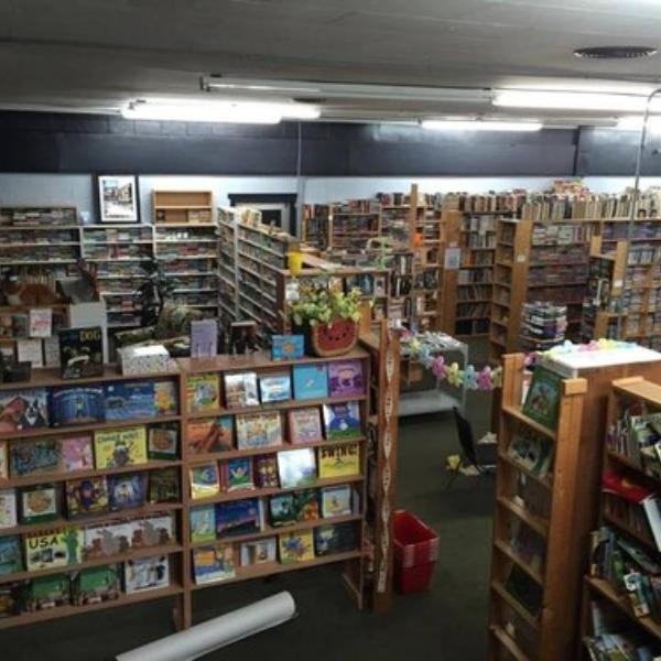 White Pine Used Books