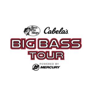 Logo for Ott Defoe big Bass classic by cabelas