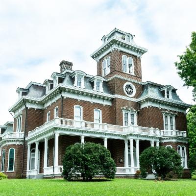 Glenmore Mansion in Jefferson City TN