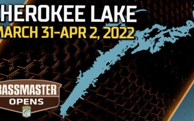 Bassmaster Opens Will Feature Nine Events In Nine States During The 2022 Season